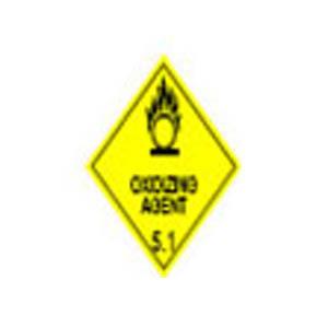 5.1 OXIDIZING SUBSTANCES