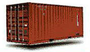 20' Dry Freight Container