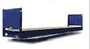 40' Collapsable Flat Rack